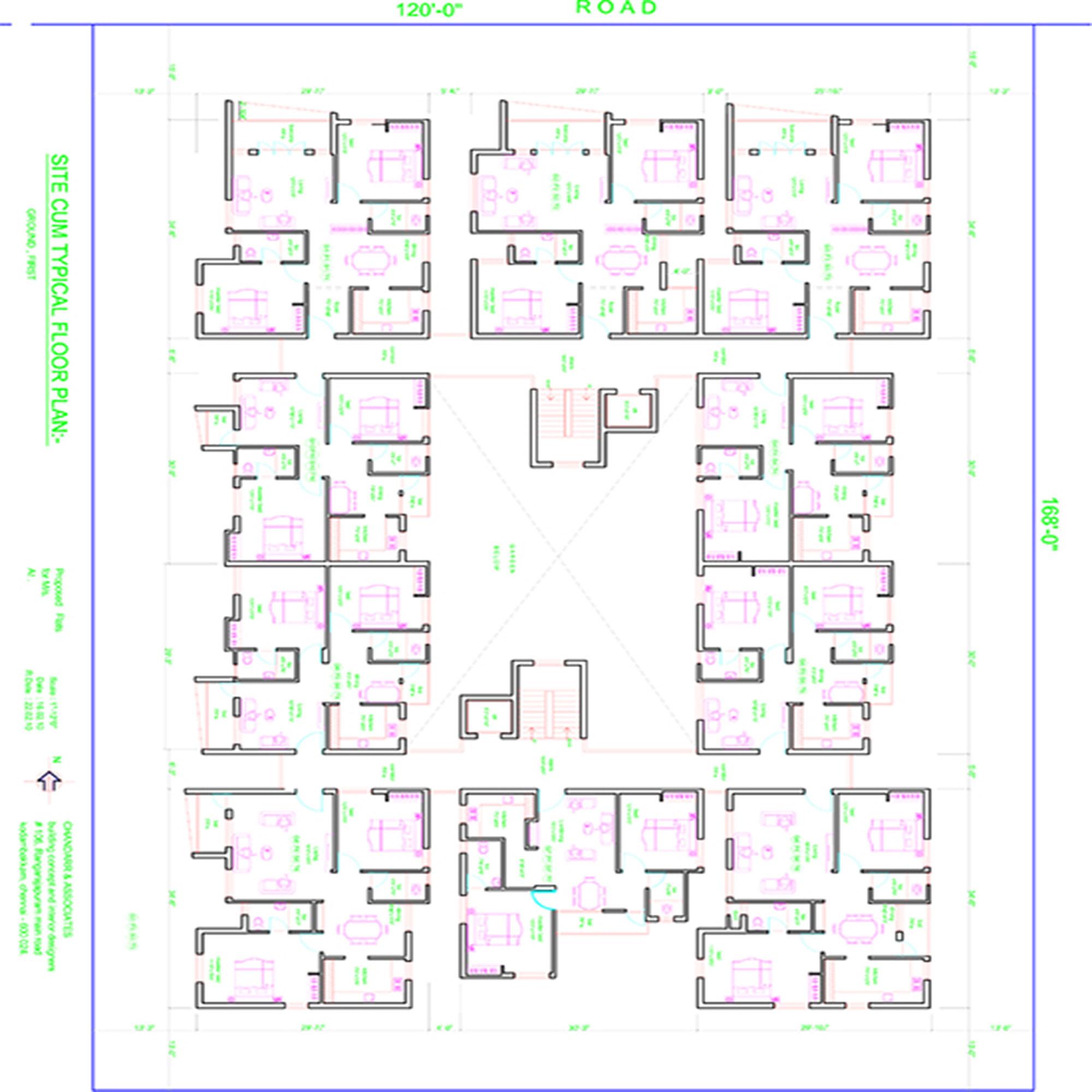AN Builders | Apartments in chennai | Flat in Chennai | Individual ...